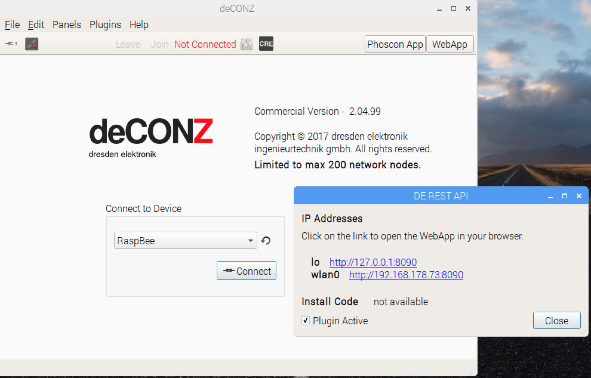 Deconz Homebridge