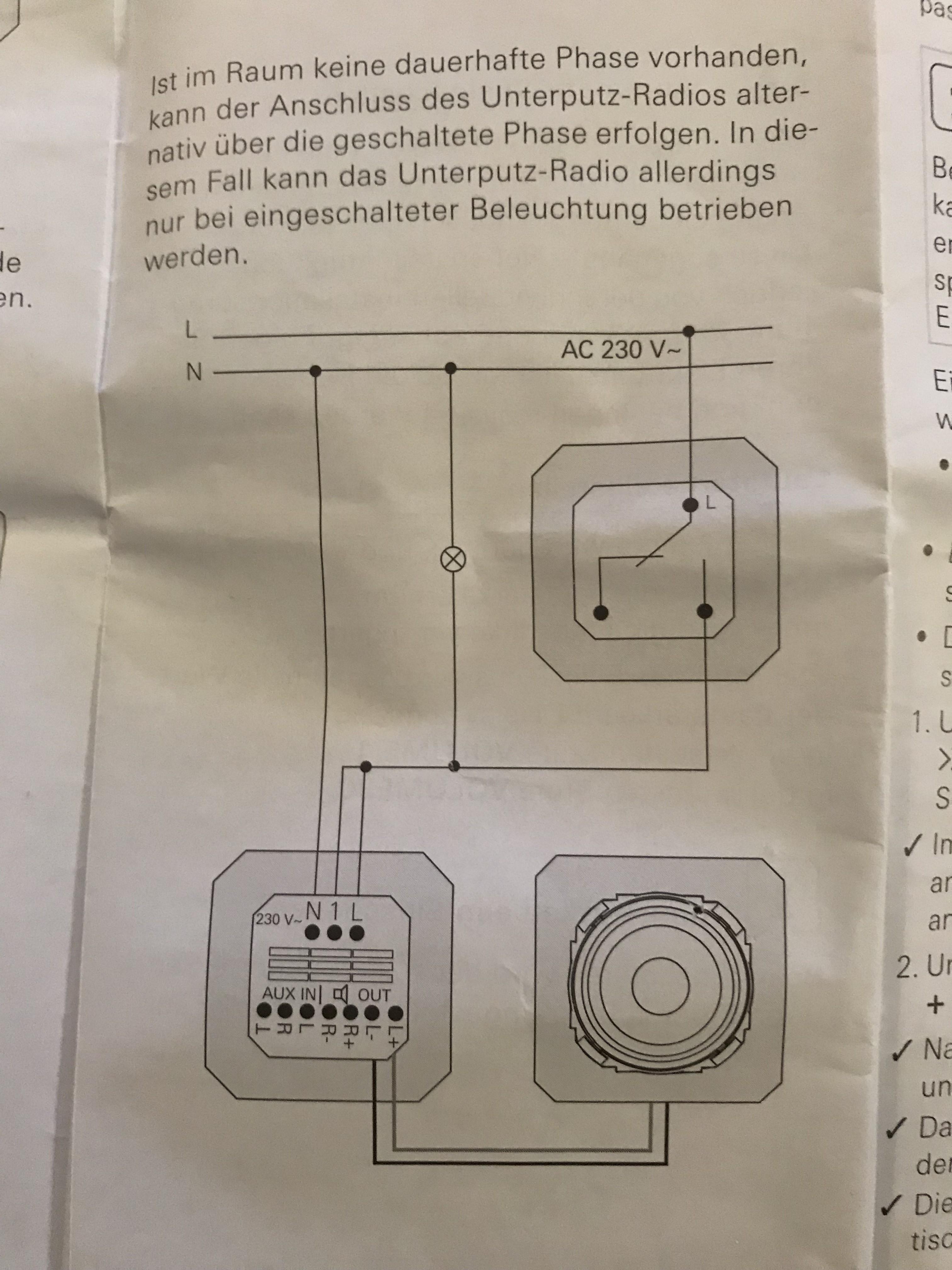 Charmant Kann Verdrahtung Beleuchten Fotos - Elektrische Schaltplan ...