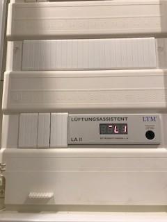 Ltm Thermo Lüfter smarte ansteuerung dezentral lüftungsanlage ltm thermo lüfter 1230